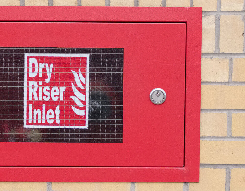 Dry Riser Maintenance in St Helens