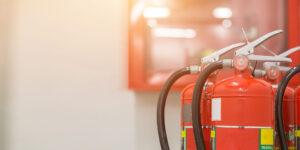 Fire Extinguishers in Skelmersdale