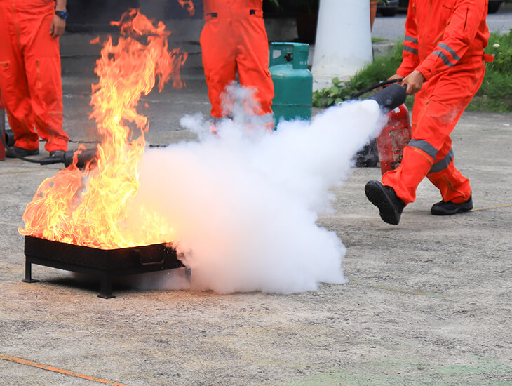 Fire Safety Courses in Stockport