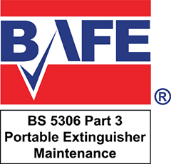 BAFE BS 5306 Part 3 Portable Extinguisher Maintenance